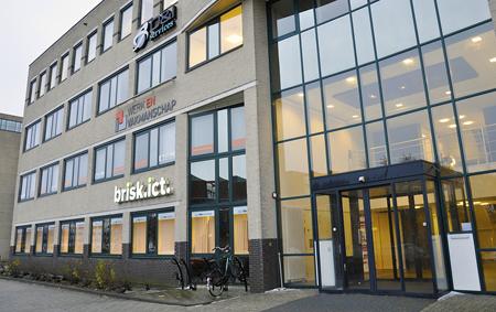 Brisk ICT Groningen Apple reseller