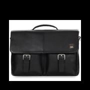 Jackson Leather Laptop Briefcase