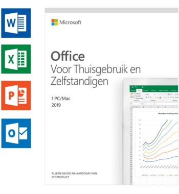 Office 2019 voor Mac