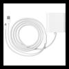Mini DisplayPort-naar-dual-link-DVI-adapter