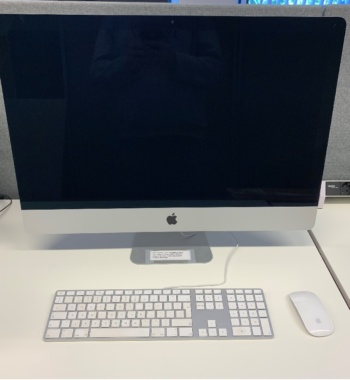 Occasion 27 inch iMac