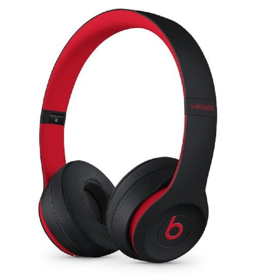 Beats 3 Rood Zwart