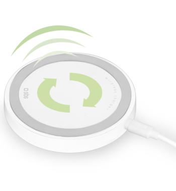 SBS oplader Universal Wireless desk charger