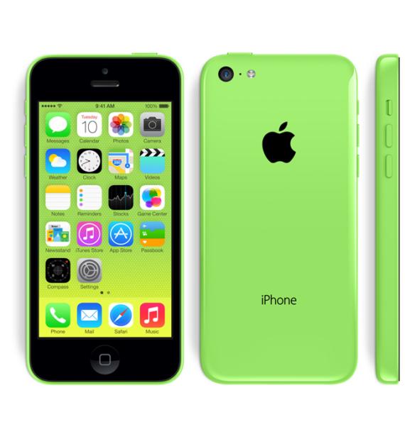 iPhone 5c occasion groen